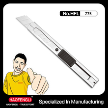 Metal Paper Cutting Knives for Office Wholesales Paper Knife and Cutter Knife