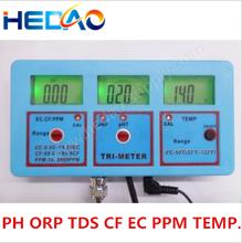 Water quality digital ORP/CF/TDS /Temp /ph / ec digital temperature controllers