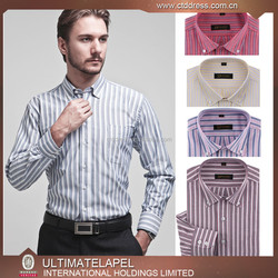 High-end hot sell business shirts for men