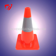 Soft 500mm colored traffic safety equipment