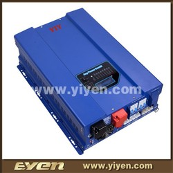 24V/48v 230/120VAC 10kw inverters charger with AC charger & mppt solar charger controller