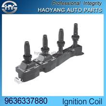For European Car auto spare parts ignition spray plug coil assy OE NO.:9636337880 9636997880 0000597080