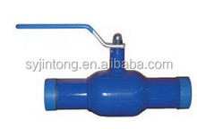 casing gas pipe ball valve