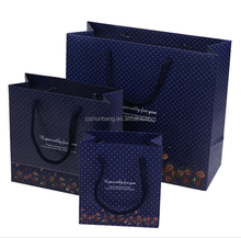 2015 paper gift bags with handles/fashion paper ag/cheap pape bags