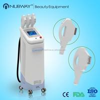 Beauty salon machine anti aging digital ipl/depilator machine ipldesktop ipl hair removal machines