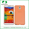 Wholesale phone case 0.33mm Ultra thin Matte PP material 9 colors dust-proof back cover for Samsung galaxy note 5 / 4 / 3