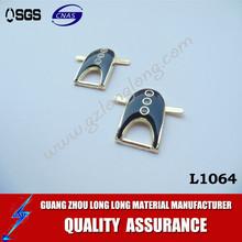 Custom Metal Logo Plate for Handbag/Wallet/Purse
