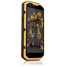 Original No.1 X6800 IP68 Waterproof/Shockproof/Scrachproof Android 4.4 MSM8916 Quad Core 4G LTE smartphone Rugged Mobile Phone