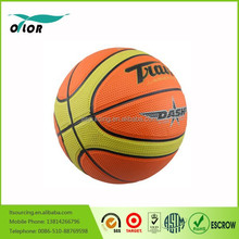 Official health care promotional inflatable classic 5 inch basketball