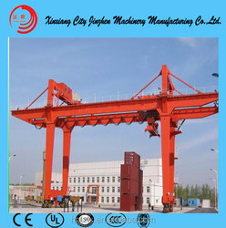 in 2015,hot sales,high quality,High Quality Straddle Carrier,Gantry Crane Ton,Top Design Mobile Double Girder Gantry Crane