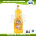 Gran capacidad de 500 ml nuevo pack ingredientes de plato de lavado líquido