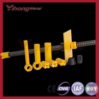 YH Steel Reinforcement anchor bar coupler used for tunnel