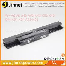 Replace Laptop Battery For ASUS A31-K53 A32-K53 A41-K53 A42-K53 A43 A54 A83 K43 X43 K53 X53E