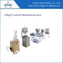 La máquina para la fabricación de jabón 150kg-hora escala pequeña
