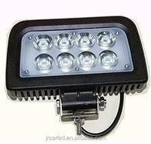 car accessories 8LED IP67 27w DC10V~30V LED Auto working light for all cars