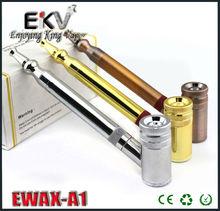 2014 high quality pen cover vaporizer e wax vaporizer pen e cigarette electronic cigarette