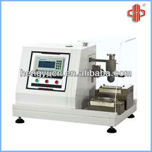 HY-703 Protective Gloves /uppers Cutting Resistance Tester /anti-cut tester