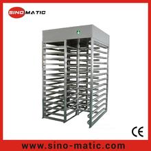 Revolving Full Height Turnstile Gate for internal & external installation