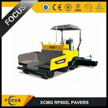 XCMG 2.5-6m working width multi-function asphalt concrete paver RP602L