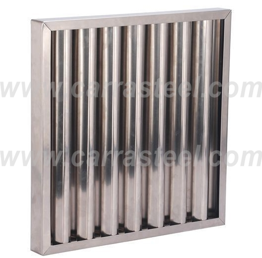 Restaurant/hotel Use Baffle Filter/stainless Steel Kitchen