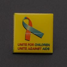 Écologique procédure aides ruban broche / sensibilisation au Cancer épinglette Badge