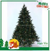 2015 new design hot sale christmas tree shaped plates