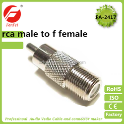 Wholesale BNC Conector RCA male to F female