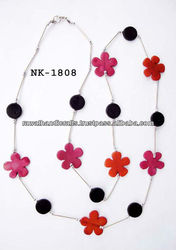 Bone Beads Necklace Jewelry ladies fashion bag