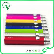 Sample shipping Wholesale Starter Evod battery Electronic Cigarette