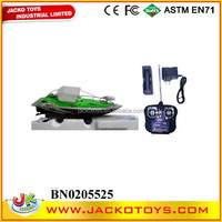 High Speed Boat , 4 Channel RC Boat rc fishing bait boat