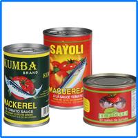 155g canned mackerel fish in sunflower oil