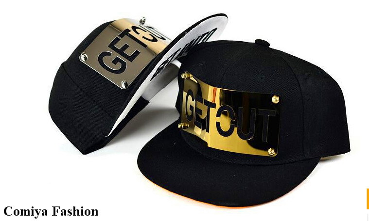 how to turn a snapback into a baseball cap
