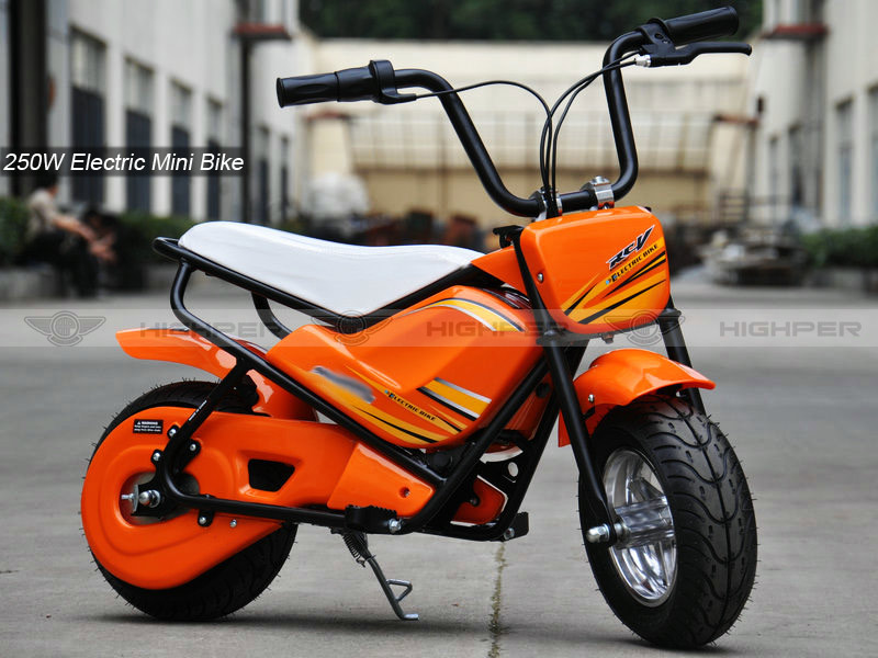250 W Enfants Électrique Pocket Bike (HP108E-B)