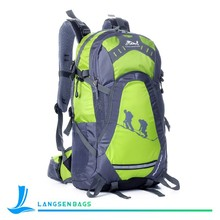 Hiking backpack outdoor backpack sports backpack travelling bag