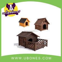Wooden dog house Design Hot Sales Large Wooden Dog House