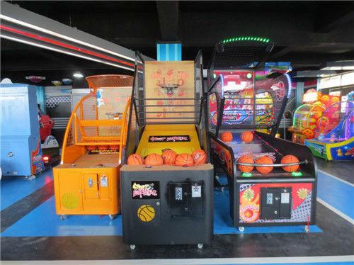 GM3311 calle máquina de la diversión arcade de baloncesto