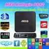 PUSI Amlogic S812 2.0GHz H.265 4K BT 4.0 AP6330 Quad Core Android 4.4 Quad Core TV Box ENY EM8S M8S