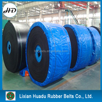 harbour and port installation EP1250/4 conveyor belt 12.5mm thickness