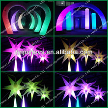Advertising LED Inflatable Glow Arch