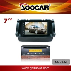 7''CAR DVD For Renault Series _Koleos with GPS,MP3,USB,SD,VCD
