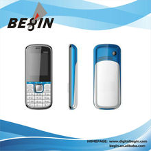 D500 1.8 inch hot selling three sim blue cell phone mobile phones with call recording