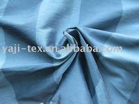 Jacquard Slub Lined faux silk fabric wide width 280cm curtain fabric