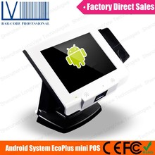 "Eco Plus Mini 10"" Screen Android Pos System Tablet, Slim, Compact and Small Footprint Design"