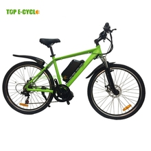 TOP E-cycle comfortable green power electric motor bike wholesale