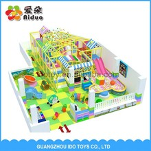 2015 new style kids inflatable indoor playground amusement park attraction