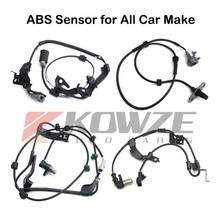 Auto ABS Wheel Speed Sensor for Mitsubishi Toyota Nissan Isuzu Mazda Honda Hyundai Land Rover VW