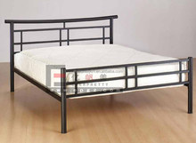 Luxury Furniture Bedroom Bed King Size Steel Frame Single Sofa Bed