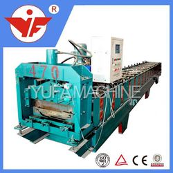 New Style Hydraulic Steel Door Frame guardaril roll foming machine for hot sale