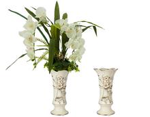 fluxion ceramic porcelain flower vase
