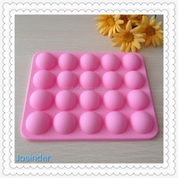 Promotional lego cheese cutting tools silicone cake mould for household